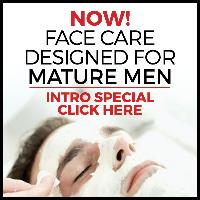 Experience our Men's Age Defense Facial - Perfect for the Dry Sonoran Desert Environment